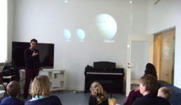 exoplaneter i Kosmosklubben