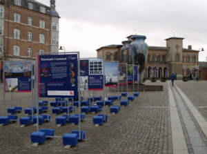 Danmark i Rummet - udstilling