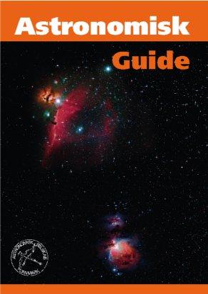 Forsiden viser området mellem Orions Bælte og den store Oriontåge, markeret som den røde firkant på billedet under forsiden.
