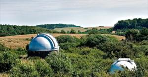 Foreningens generalforsamling foregik i år på Brorfelde Observatorium Læs mere